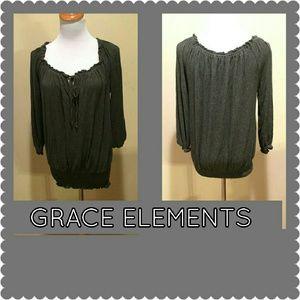 Grace Elements Tops - Gorgeous Little Top by Grace Elements