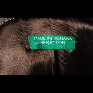 Benetton Jackets & Coats - FINAL MARKDOWN Lovely Benetton Winter Coat