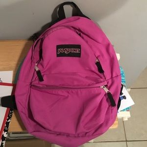 Jansport Lime Green Rubber Bottom Backpack Os From Trish S