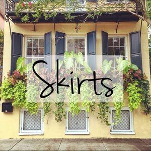 Skirts - Mini, Midi, Maxi! ✨✨✨
