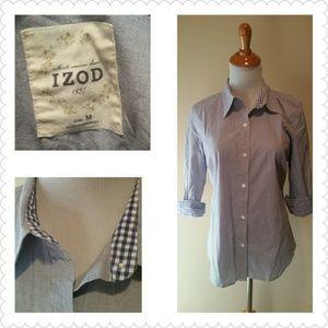 Izod Tops - IZOD TOP IN GORGEOUS BLUE