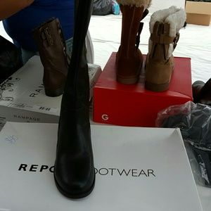 Report Footwear high boots