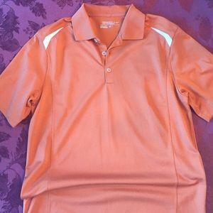Men's small golf shirt Nike drifit