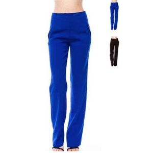 Pants - Royal Blue Trousers