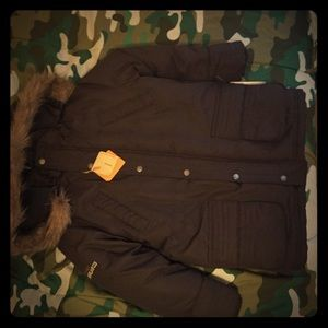 Timberland Other - Timberland Coat with hood