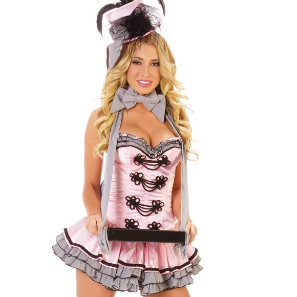 SALE?Trashy/Mystery House Cigarette Girl Costume  sc 1 st  Poshmark & Trashy Other | Salemystery House Cigarette Girl Costume | Poshmark