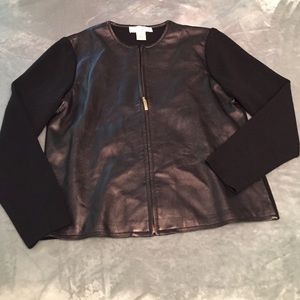 Bloomingdale's Jackets & Blazers - Doncaster leather jacket