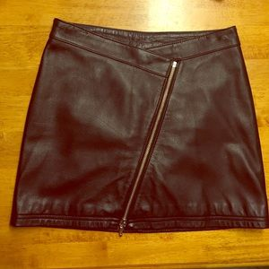 wilsons leather wilson s leather skirt suit from latisha