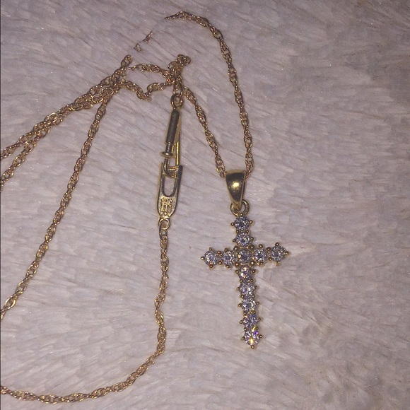 James Avery Mens Cross Necklace: SOLD!!! James Avery Necklace