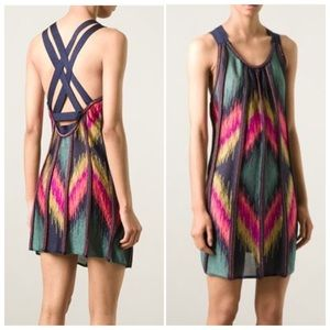 M by Missoni Dresses & Skirts - M Missoni crisscross back dress