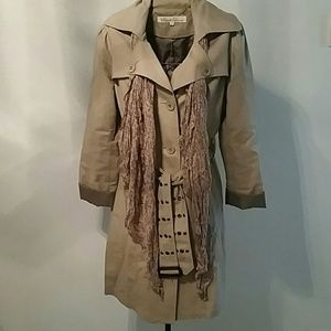 Kenneth Cole Jackets & Blazers - 🎉HP🎉Kenneth Cole Classic trench coat