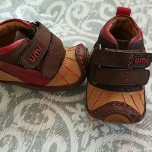 Umi Other - Brand new Umi newborn leather shoes