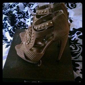 Brand New BeBe heels