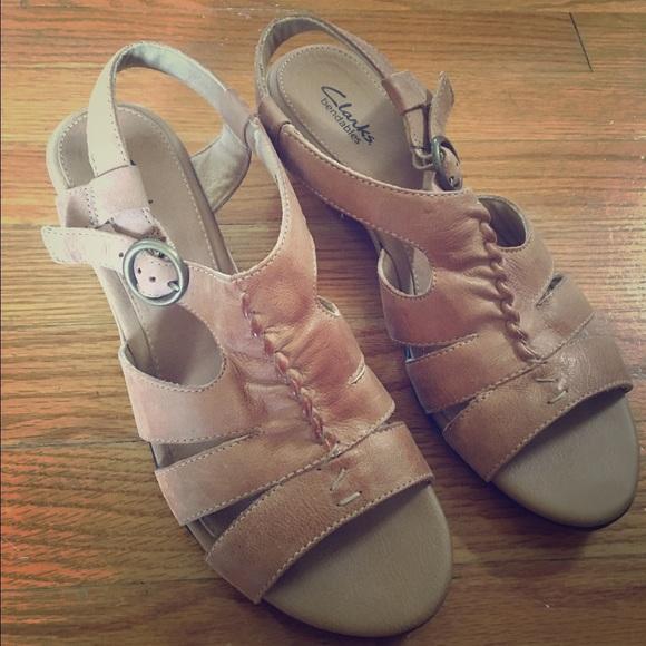 249c1879b8e Clarks Shoes - Ladies Clarks Dress Sandals