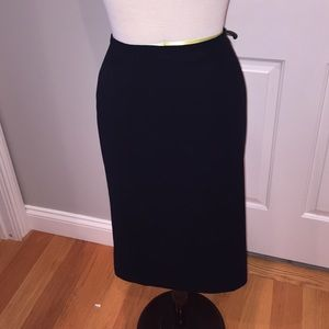 Max Mara black pencil skirt SALE