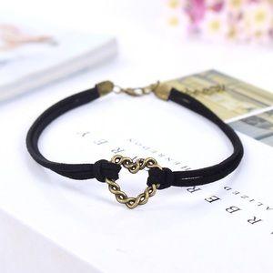 Jewelry - 💟Double Heart Choker💟