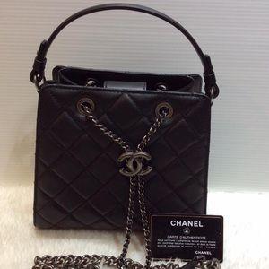 2888584b38c5 CHANEL Bags - Caviar Bucket Bag