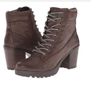 Mia Shoes - Sale! Moto Hiking Boots