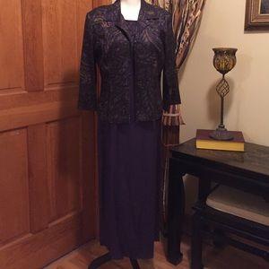 Sag Harbor Dresses & Skirts - 💕💗 LOVELY- FINAL PRICE - Sag Harbor purple dress