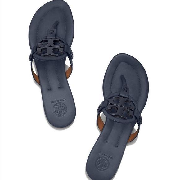 bccd52f4241d30 NEW IN BOX 💯 Tory Burch Miller Sandals