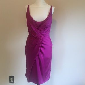 Stella McCartney Dresses & Skirts - BTWT Stella McCartney fuchsia cocktail dress. 10.