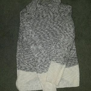 Cowl Neck Cozy Sweater