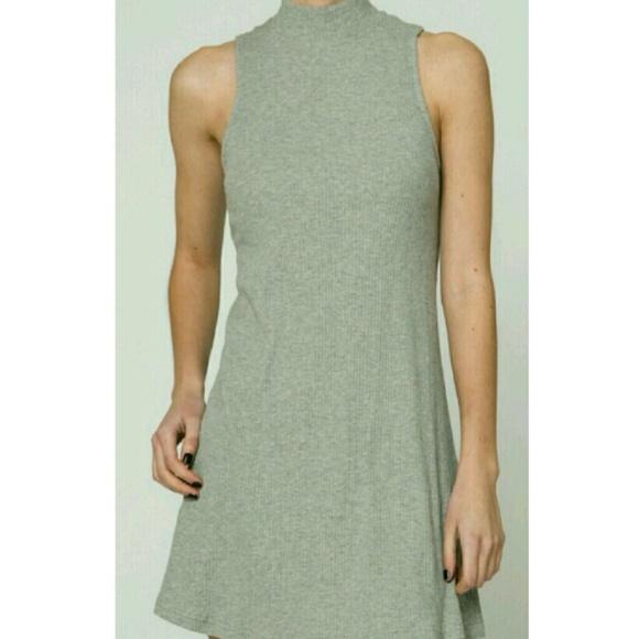 c946451bf41 Loverich Dresses   Cyber Monday Deal Mock Turtle Neck Swing Dress ...