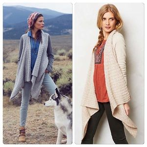 🚫Sold🚫Anthropologie Casado Cardigan