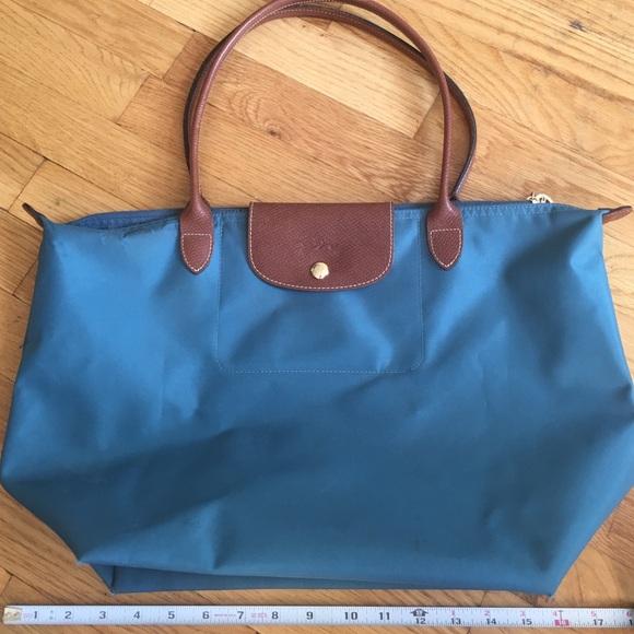 8140576b69d40 Longchamp Handbags - Longchamp Le Pliage Large Tote
