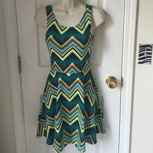 Divided Dresses & Skirts - Comfy print dress