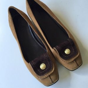 Hogan Shoes - EUC Hogan (Tod's) leather shoes