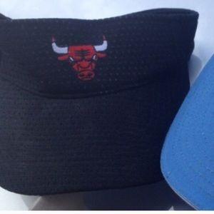 Bulls visor