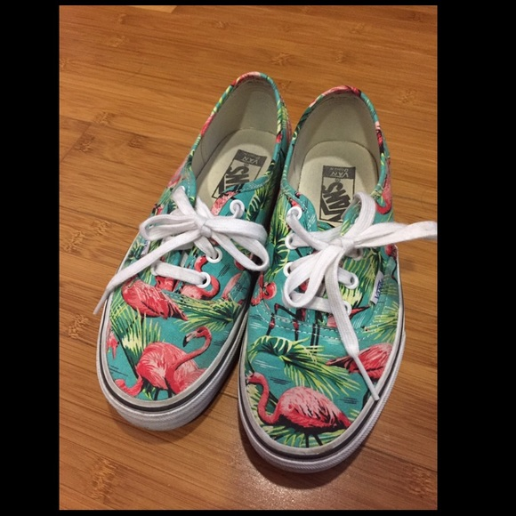 van women shoes