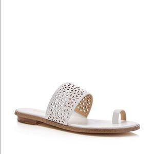 Michael Kors Shoes - NWT Michael Kors Sonya Flat Sandals