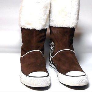 💥CONVERSE💥Suede High Top sneakers