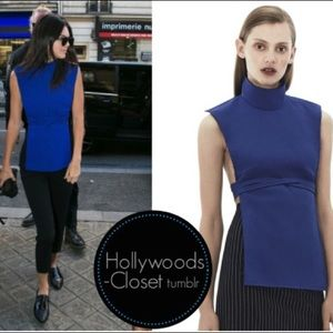*NEW* Blue Solace London Backless Tie Top
