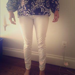 Hudson Jeans Denim - White Hudson jeans