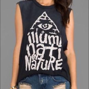 RARE UNIF Illumnati by Nature Tank, Sz M