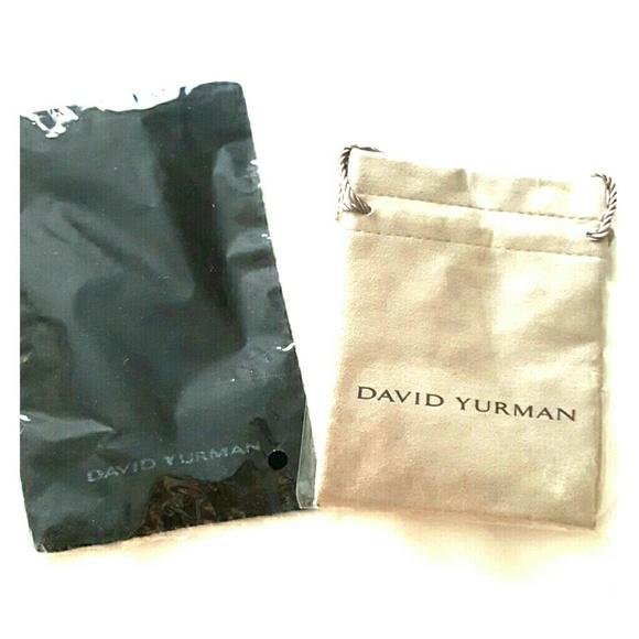 David Yurman Brand New Cleaning//polishing Cloth