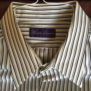 Ralph Lauren Purple Label Other - Ralph Lauren Purple Label dress shirt size 17.
