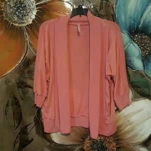 FLASH SALE Pink Cardigan