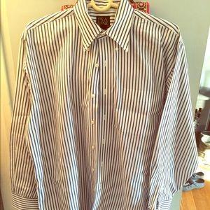 JoS. A. Bank men's Executive Collection Shirt