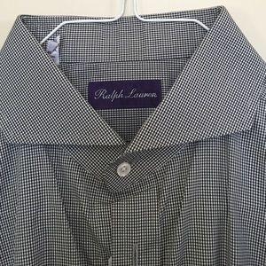 Ralph Lauren Purple Label Other - Ralph Lauren Purple Label size 17 dress shirt.