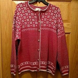 114Cozy Sweater