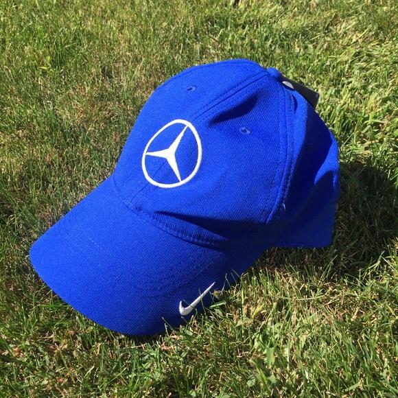 Nike Mercedes Benz dad cap hat brand new one size 985450eab6c