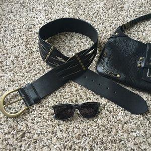 Linea Pelle Accessories - SALE‼️Linea Pelle belt