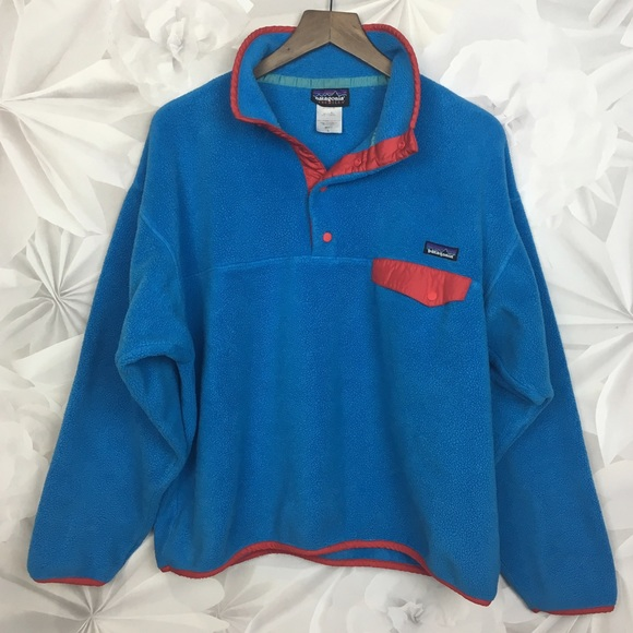 45% off Patagonia Other - [Patagonia] Men's Snap T Fleece Pullover ...