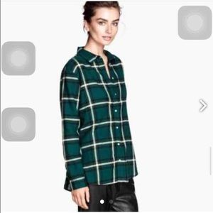 Tops - Womans flannel
