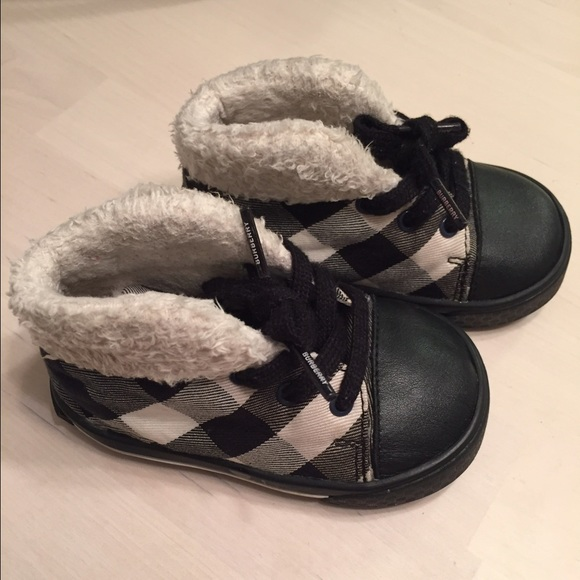 Burberry Burberry Toddler shoes ? from Emily s closet on