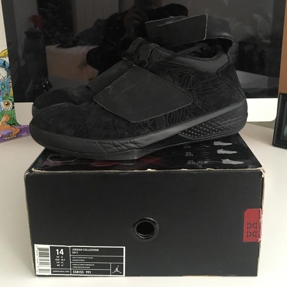 6f69f90c485 Jordan Shoes | 20 Black Cat | Poshmark